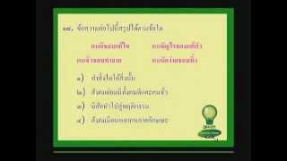 getlinkyoutube.com-O-NET ภาษาไทย ครูลิลลี่ [Brands 26th]