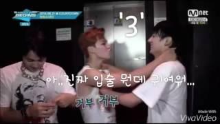 [방탄소년단/지민,정국]정국이 뽀뽀 성애자
