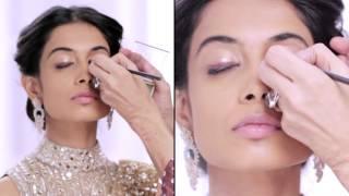 getlinkyoutube.com-Bridal Makeup For Engagement - All Things Makeup