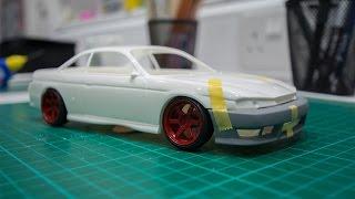 getlinkyoutube.com-How To: Lowering A Model Car