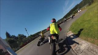 getlinkyoutube.com-Supermoto TrackDay in Spa-Francorchamps on 13-08-2016