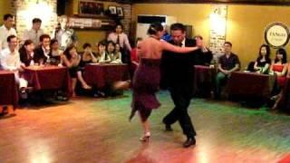 2009 Seoul Tango Festival Farewell Party - Fabian y Virginia