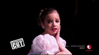getlinkyoutube.com-Cry - Mackenzie Ziegler - FULL SOLO - Dance Moms: Choreographer's Cut