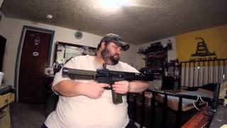 "getlinkyoutube.com-Palmetto State Armory 10.5""  5.56 Keymod Upper  a.k.a. The Beast !!!"