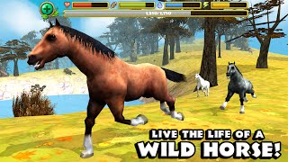 getlinkyoutube.com-Wild Horse Simulator - Compatible with iPhone, iPad, and iPod touch iPhone 5.