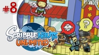 "getlinkyoutube.com-""ROMANTIC"" DINNER - Scribblenauts Unlimited (Wii U) w/ Ze - Episode 8"
