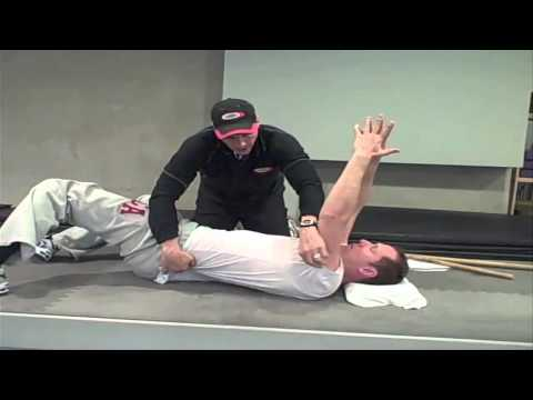 Shoulder Girdle Flexibility Test I