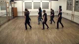 getlinkyoutube.com-ABC Bachata - Line Dance