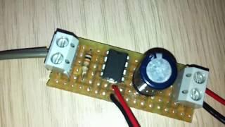 getlinkyoutube.com-Como hacer un mini amplificador de sonido Parte 1