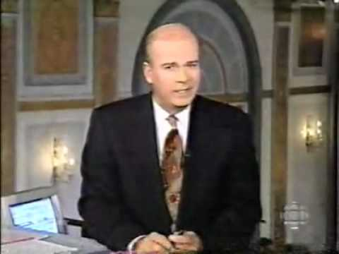 CBC News Quebec Referendum 1995