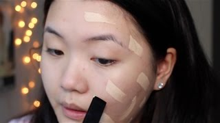 getlinkyoutube.com-REVIEW ♡ Hourglass Vanish Seamless Finish Foundation Stick in Porcelain