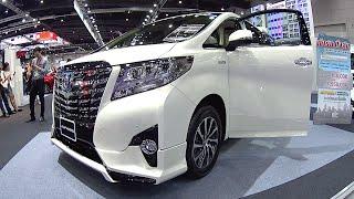 getlinkyoutube.com-Best VAN 2016, 2017 - Toyota Alphard 2016, 2017 model Video review New Generation