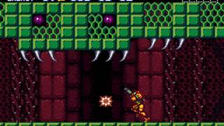 "getlinkyoutube.com-[TAS] SNES Super Metroid ""low%"" by Sniq in 46:32.02"