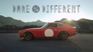 getlinkyoutube.com-Dare to Be Different in a Datsun 240Z