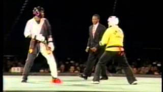 getlinkyoutube.com-James Hobby vs Anthony Price 1995 Battle Of Atlanta Karate Tournament