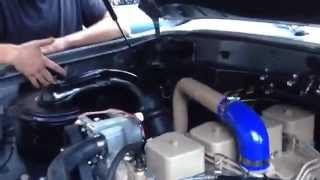 getlinkyoutube.com-1993 Diesel Toyota Land Cruiser FZJ80 4BT Diesel Start Up/ Update