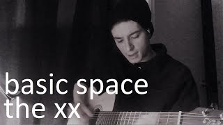 basic space by the xx (mini cover)