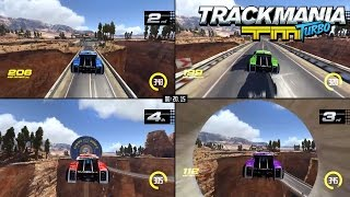 Trackmania Turbo - Multiplayer Trailer