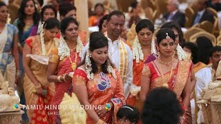 Shri & Anne Tamil Hindu Wedding