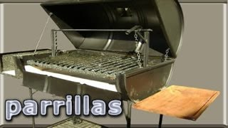 fabricaparrillas.com.ar - PARRILLA TAMBOOR PROFESIONAL