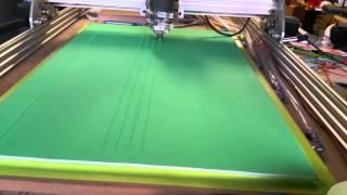 getlinkyoutube.com-Dollar Tree Foam Board CNC cut!
