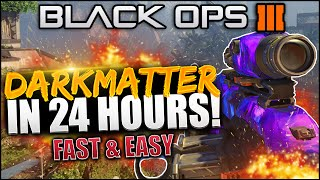 getlinkyoutube.com-HOW TO GET DARK MATTER IN 24 HOURS!! DARK MATTER TIPS & TRICKS FAST & EASY (BO3 DARK MATTER FAST)