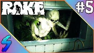 RAKE Gameplay | BIGGEST SCARE YET!! | PART 5 (HD 60FPS)