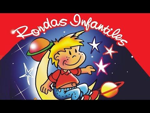 RONDAS INFANTILES - CANCIONES ENGANCHADAS  - con Letras