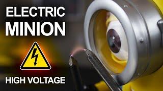 getlinkyoutube.com-Mad Science Minion (Caution: High Voltage)