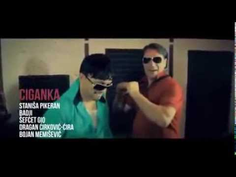 Sevcet Ciganka Official Video HD 2014