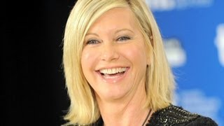 Olivia Newton-John fit at 63