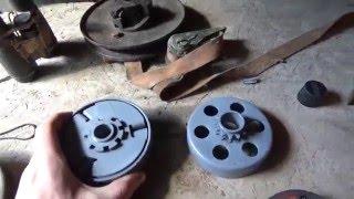 getlinkyoutube.com-Clutches vs torque converters vs straight drive Systems for go karts and mini bikes. (It's a joke).