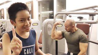 DEDDY CORBUZIER  DI TAKSIR COWOK?! (Kenapa Gym itu SALAH. ME AND MY DAD) width=