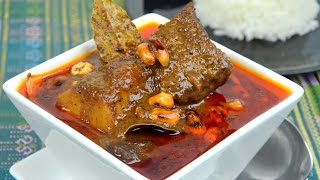 getlinkyoutube.com-How to Make Massaman curry แกงมัสมั่นเนื้อ
