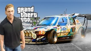 getlinkyoutube.com-Grand Theft Auto V - Mods Gameplay Peugeot 208 T16 Pikes Peak '13 - GTA 5 Mods Gameplay