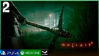 OUTLAST 2 Español Gameplay Parte 2 (PS4 PRO) Walkthrough | GENESIS 1080p 60FPS width=