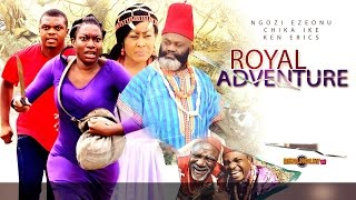 getlinkyoutube.com-2015 Latest Nigerian Nollywood Movies - Royal Adventure 1