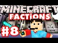 Minecraft Factions Part 8 - Raid Bust (Scottland Studios Public Minecraft Factions Server)