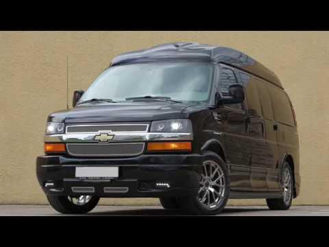 Установлено ГБО в Туле Didgitronic на Chevrolet Express в Гарант-Газ Тула