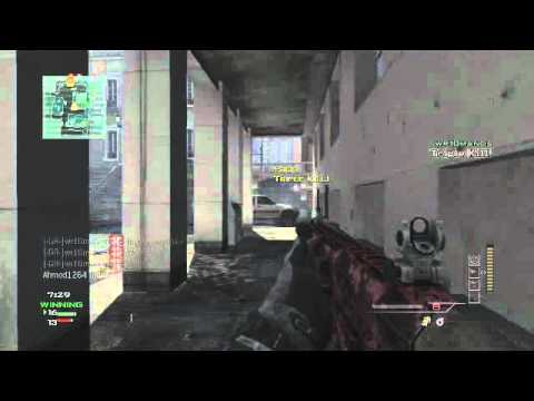 TRIPLE HEADSHOT FEED WITH ACR