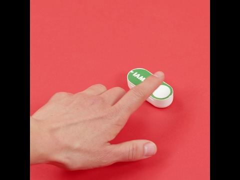 Introducing Iams Amazon Dash Button
