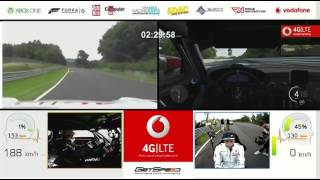 getlinkyoutube.com-Sim Racer vs. Real Racer