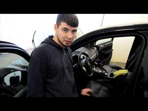 День Porsche деконтаминация | Aкмаль Детейлинг | Альметьевск