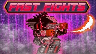 [SuperMechs] Random fights. INFERNO.