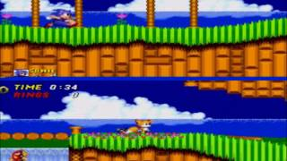 getlinkyoutube.com-What Happens When You Play Multiplayer in Sonic 2 XL