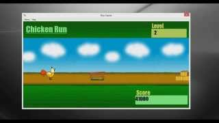 Chicken Run - Visual Basic 6.0 Game - With DOWNLOAD (code & game)