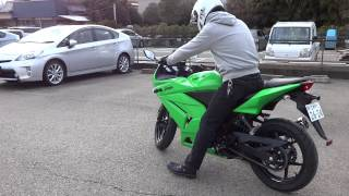 getlinkyoutube.com-ninja250r購入&納車