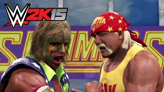 WWE 2K15 - Top 10 Legend Characters