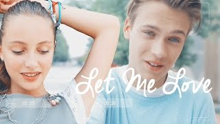 getlinkyoutube.com-Christian + Emma -Let Me Love You || Alex & Co