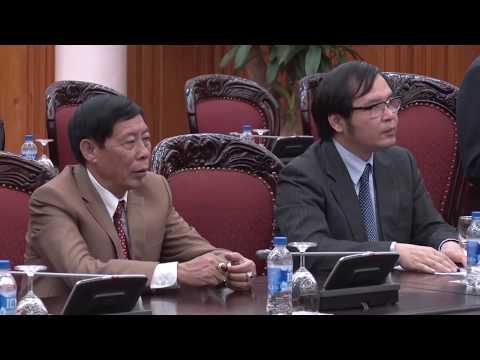 Phóng sự  về hoạt động của Hiệp hội doanh nghiệp nhỏ và vừa Việt Nam